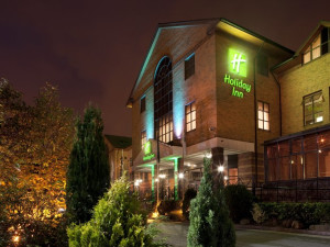 Exterior view of Holiday Inn Rotherham-Sheffield.
