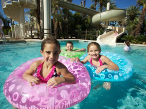 Waterpark at The Wigwam Resort.