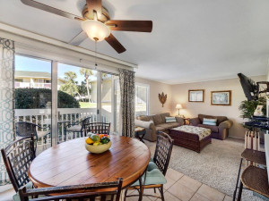 Rental interior at SkyRun Vacation Rentals - Destin, Florida.