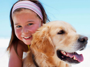 Pet friendly units available at Young's Suncoast.