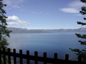 Beautiful view at Chinquapin.