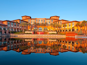 Exterior view of The Westin Lake Las Vegas Resort & Spa.