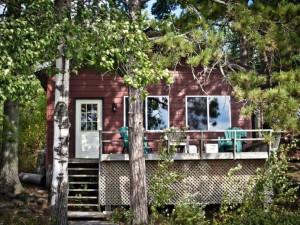 Cabins at Camp Narrows Lodge