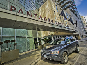 Welcome to Pantages Suites Hotel & Spa