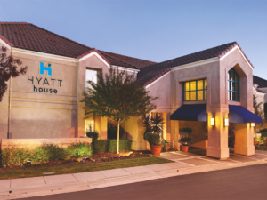 Exterior View of Hyatt House Pleasanton