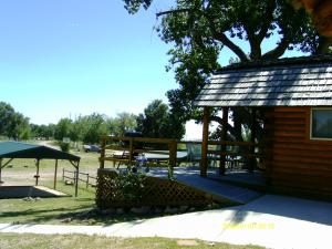 Exterior view at Colorado Springs KOA.