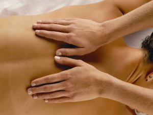 Massage at The Vineyard at Florence.