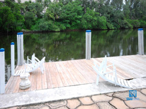 Water Dock at Best Western Plus