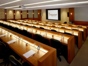 Meeting room at Eaglewood Resort & Spa.