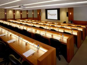 Meeting room at Eaglewood Resort & Spa.