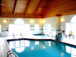 Indoor pool at Country Inn River Falls.