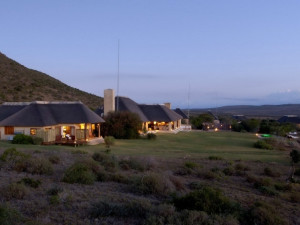 Exterior view of Blaauwbosch Private Game Reserve.