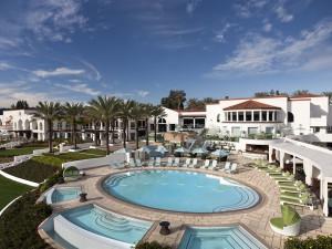 Exterior view of La Costa Resort & Spa.