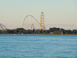 Cedar Point at Sandcastle Suites.