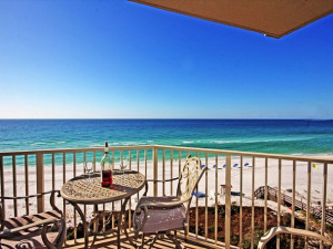 Beach view at Best Beach Getaways.