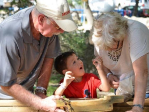 Family reunions at Yogi Bear's Jellystone Park Gardiner.