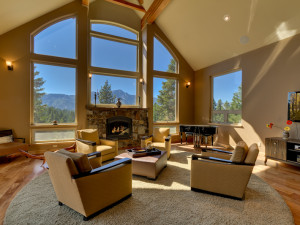 Vacation Rental Interior at Buckingham Properties