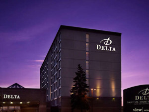 Welcome to the Delta Sault Ste. Marie Waterfront Hotel