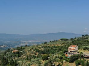 Exterior view of Borgo Mocale Agriturismo.