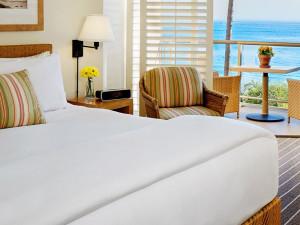 Guest room at Laguna Beach Inn.