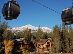 Gondola at SkyRun Vacation Rentals - Breckenridge, Colorado.
