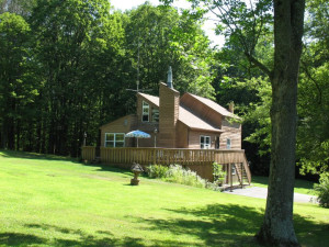 Cottage at Keen Lake Camping & Cottage Resort
