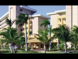 Exterior view of Hyatt Hacienda del Mar, A Hyatt Vacation Club Resort.