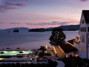 Night Time at The Sagamore Resort