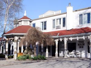 The Main Inn at Fern Resort.