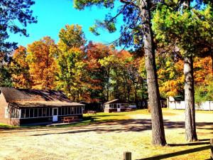 Cabin at Moose Jaw Lodge & Resort.