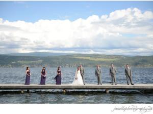 Wedding at Lake Okanagan Resort