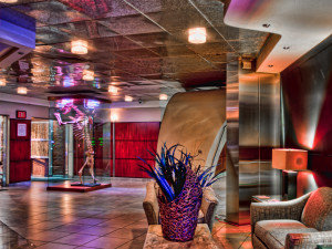 Evolution night club at Ascend Hotel Collection-The Woodlands Inn.