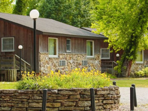 Cottages at Gaston's White River Resort.
