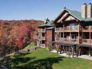 Exterior of The Lodge at Buckberry Creek
