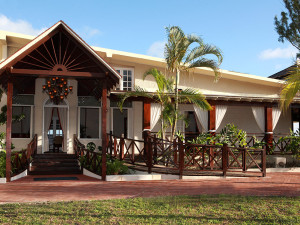 Exterior View of Sea Breeze Beach Resort