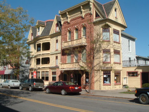 Exterior View of The Wyalusing Hotel