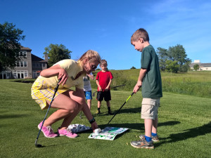 Camps, clinics and individual instruction are open to both boys and girls and cover all facets of the game.