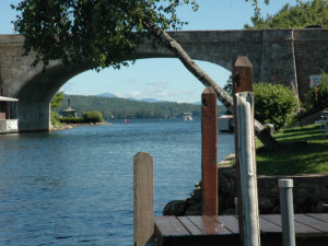 River View at Channel Waterfront Cottages