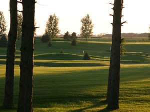 Perham Lakeside Golf near Big McDonald Resort.