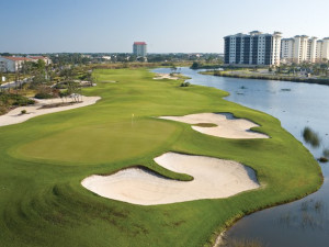 Golf course near Perdido Key Resort Management.