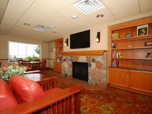 Interior View at Comfort Suites Canal Park