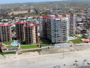 Aerial View of Rosarito Inn Condominium