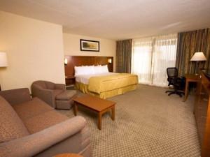 King Room at Best Western Lake Buena Vista