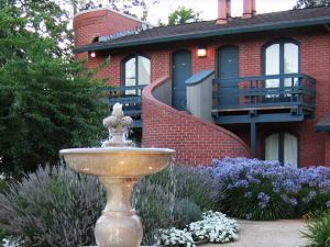 Exterior view of Bordeaux House.