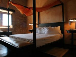 Guest room at Cambiocavallo, Unesco-Area & Resort.