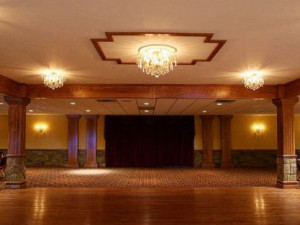 Ballroom at Lakeview Hills Golf Resort.
