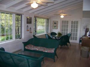 Interior view at Bay Shore Inn.