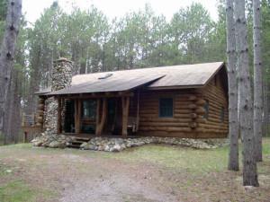 Exterior View of Pine Away