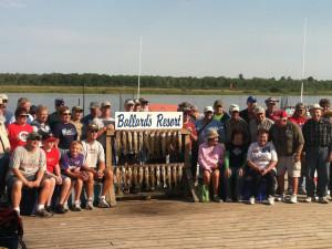 Groups at Ballard's Resort.