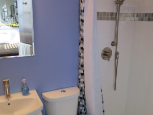 Bathroom - there is a bathroom for each bedroom within the unit